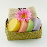 Rainbow of Scents Gift Basket New Zealand
