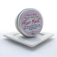 French White Clay Face Mask