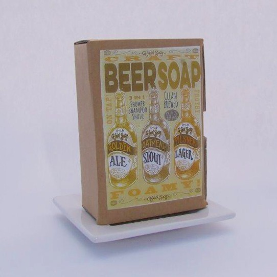 Beer Soap Box small