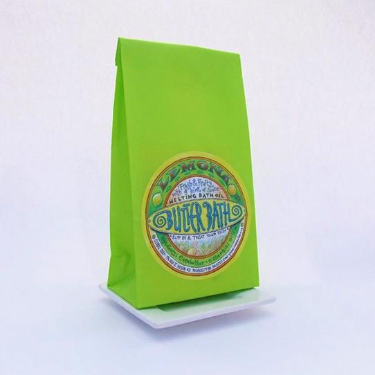 Natural Melting Butter Bath Limona