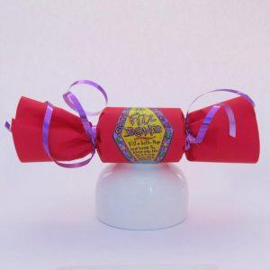 Fizz Bomb Christmas Cracker