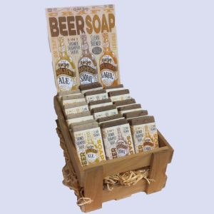 Box of Beer Soap Gift Box