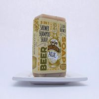 Golden Ale Beer Soap