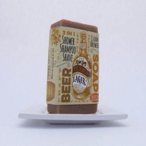 Beer Soap Pilsner larger