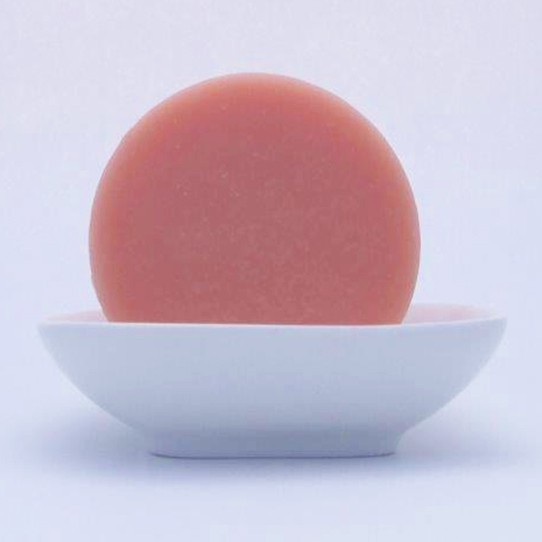 Rose Geranium Natural Handmade Soap NZ