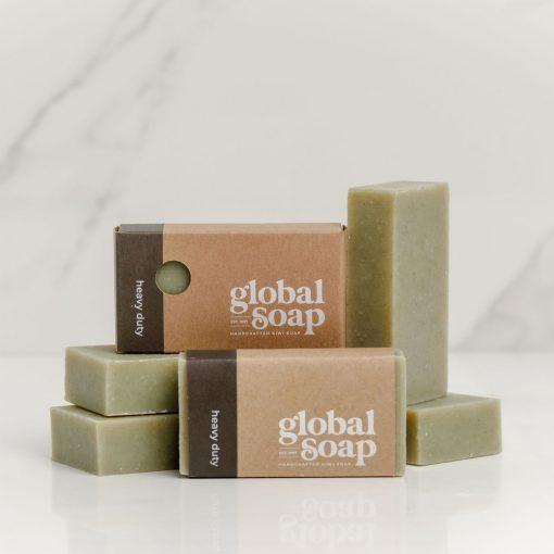 NZ Handmade Natural Heavy Duty Hand Soap