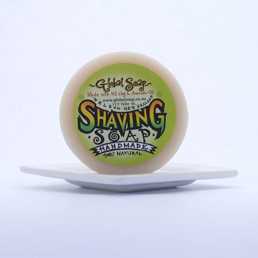 Natural Shaving Soap New Zealand