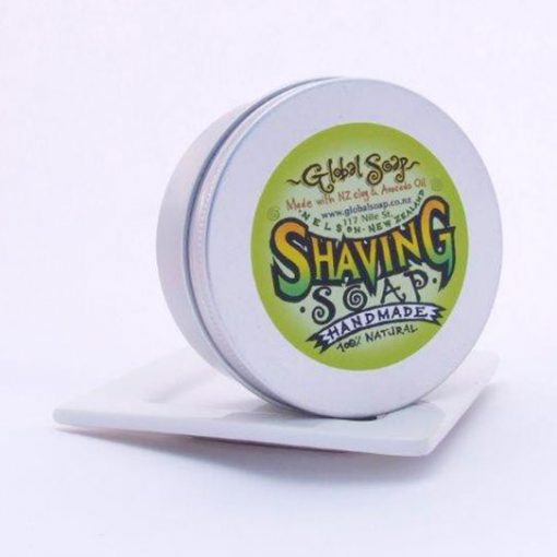 Buy Shaving Soap with Tin online at Global Soap