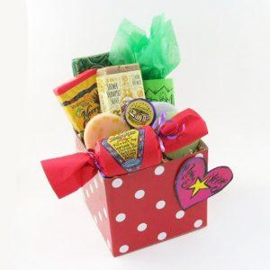 Festive Christmas Gift Box