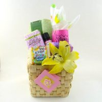 Mum and Baby Gift basket New Zealand