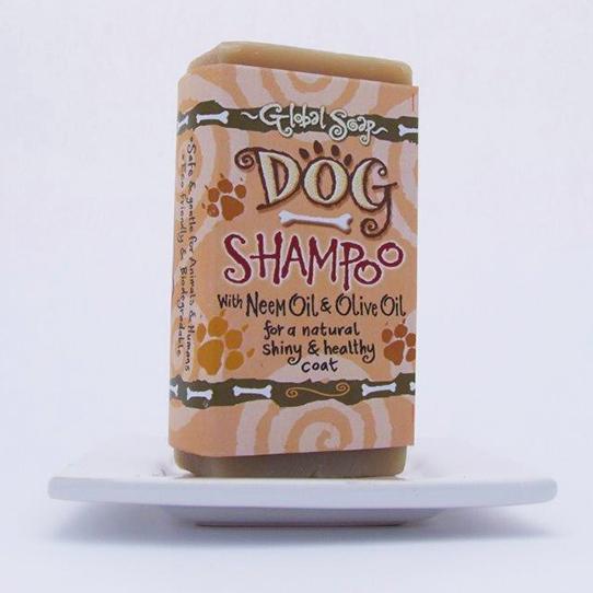 Natural Dog Shampoo New Zealand