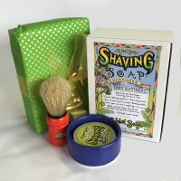 Shaving Brush and Soap Gift Just For Him