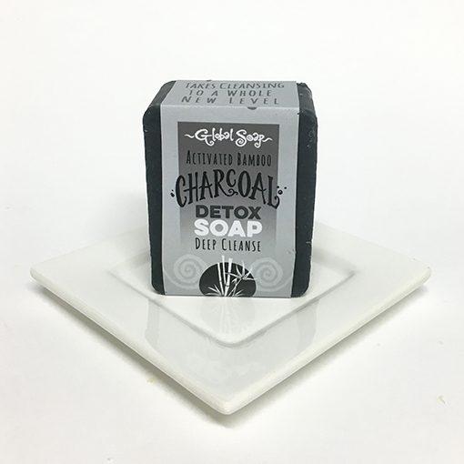 Charcoal Detox Soap New Zealand