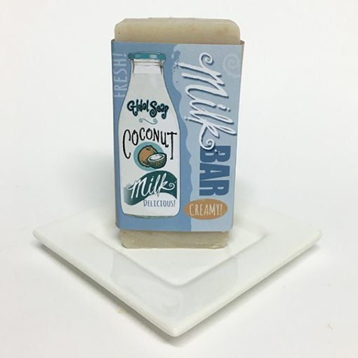 Coconut Milk Soap | Global Soap New Zealand