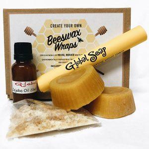 Beeswax Wraps New Zealand