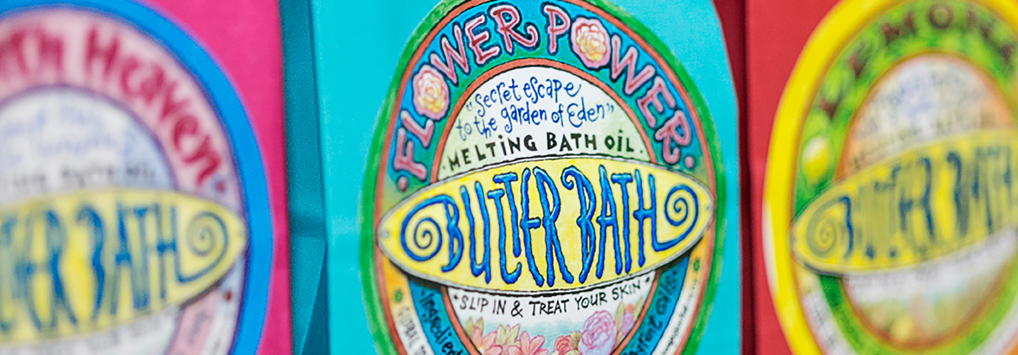 Global Soap New Zealand Butter bath Products