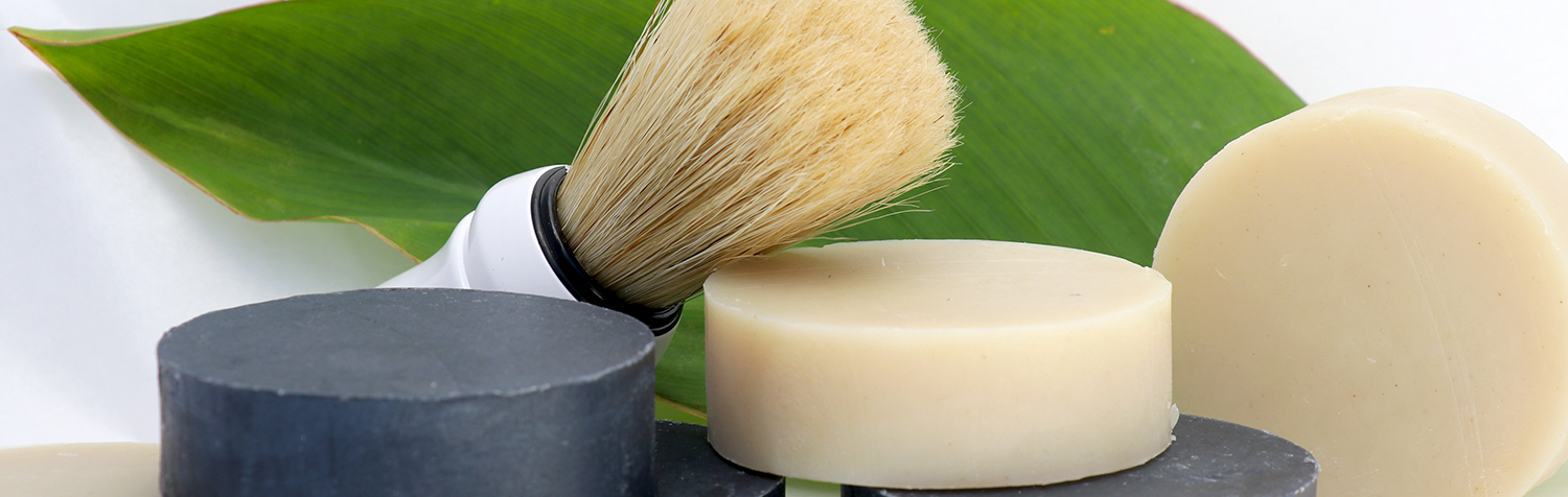 Natural Shaving Soaps and Shaving Brushes New Zealand
