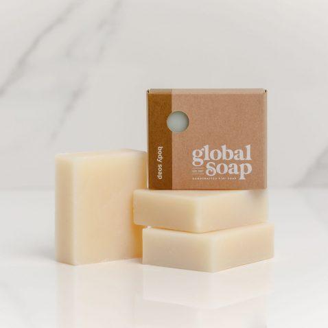 NZ Handmade Unscented Soap