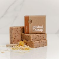 NZ Handmade Natural Manuka Honey & Milk Soap