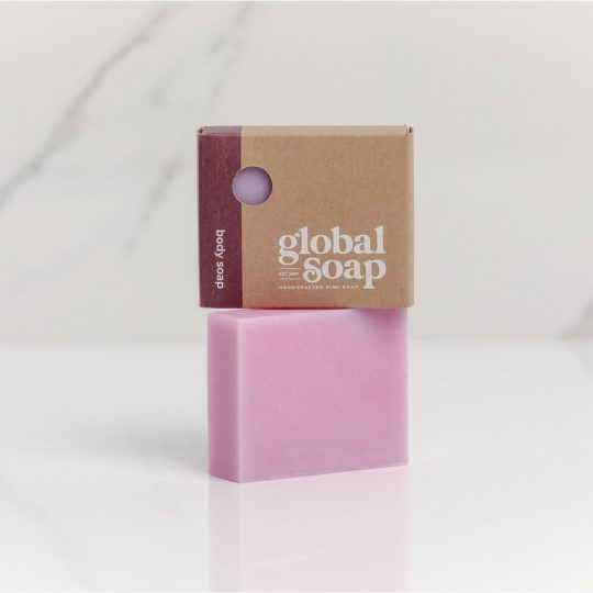 NZ Handmade Natural Oil Of Lavender Soap