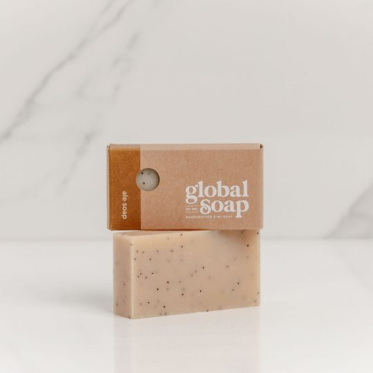 NZ Handmade Natural Ale Beer Soap