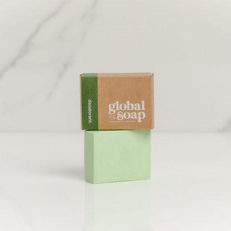 NZ Handmade Natural Deodorant Bar Mintchouli