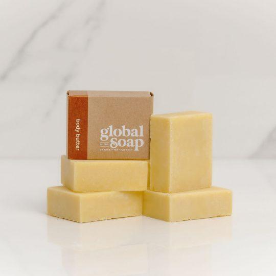 NZ Handmade Natural Body Butter Bar Spice