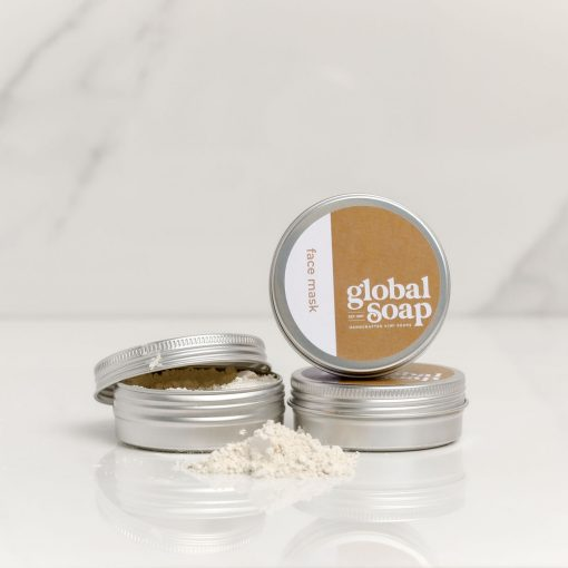 NZ Handmade Natural White Clay Face Mask