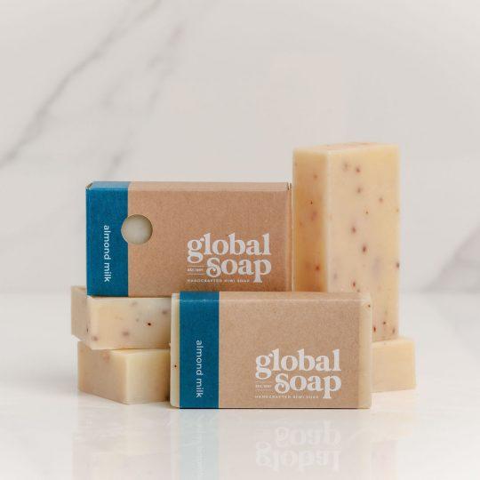 NZ Handmade Natural Almond Milk Soap