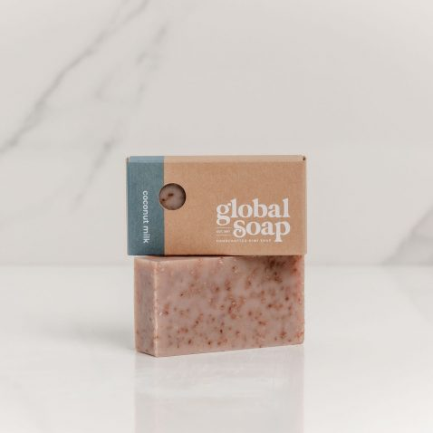 NZ Handmade Natural Coconut Milk Soap