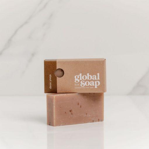 NZ Handmade Natural Stout Beer Soap