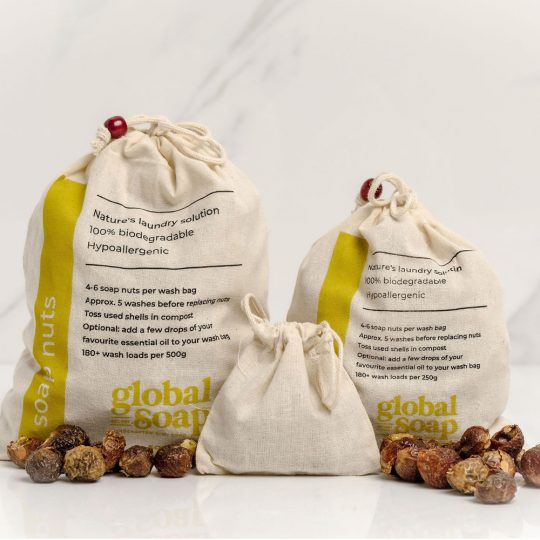 Natural Laundry Soap Nuts