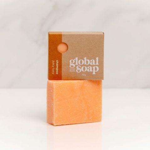 Juicy Lucy Soap Free Shampoo Bar