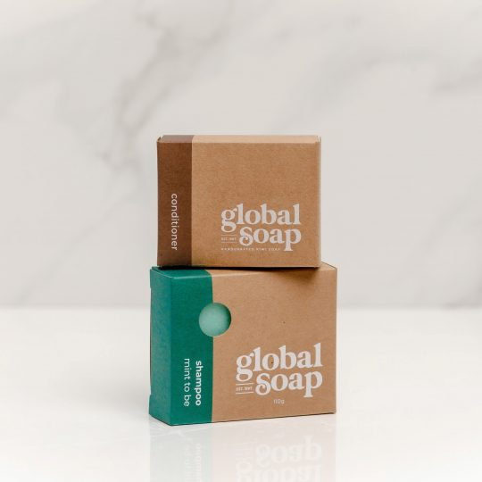 NZ Handmade Soap Free Shampoo and Conditioner Bundle